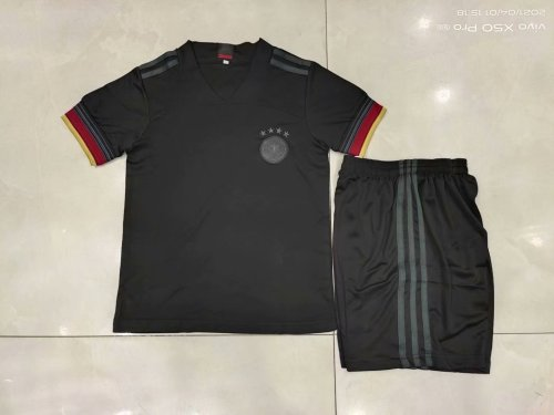 2020 Germany Away Black Kid Kit