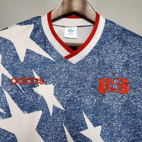 1994 USA Blue Retro Jersey