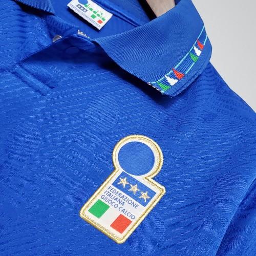 1994 Italy Home Retro Jersey