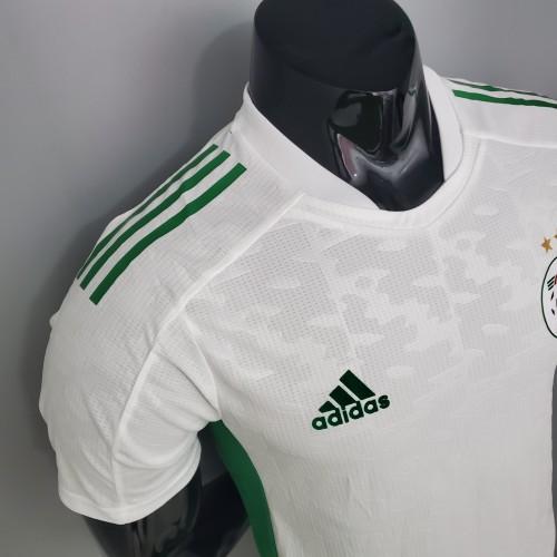 2020 Algeria White Player Version Jersey