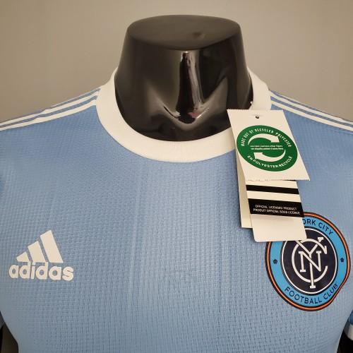 21-22  New York City Away Player Jersey