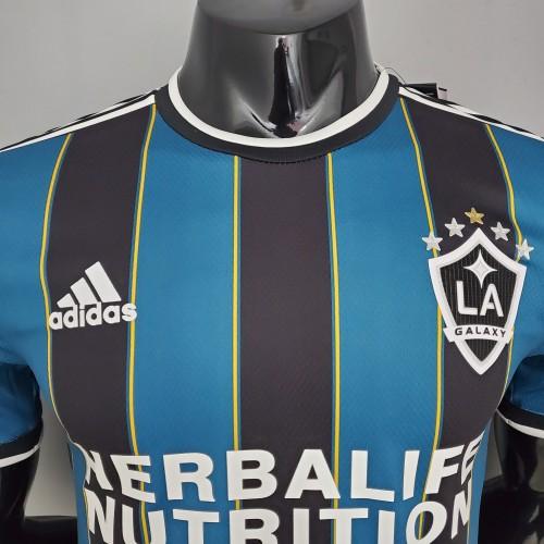 21-22  LA Galaxy Away Player Jersey
