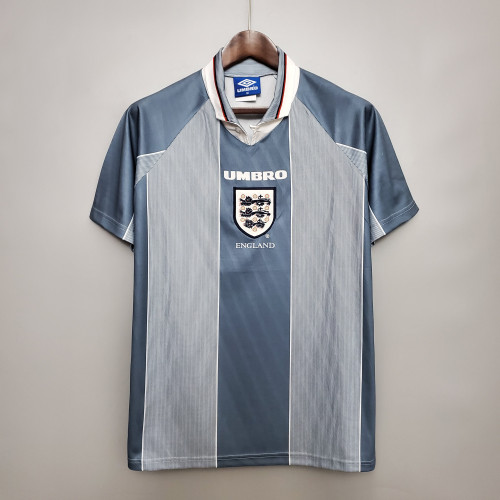 1996 England Away Retro Jersey