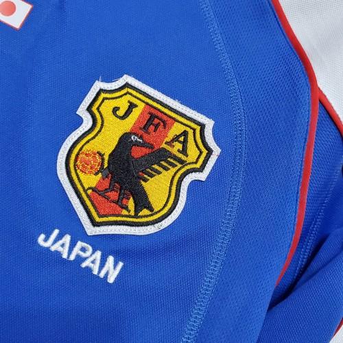 2000 Japan Home  Retro Jersey