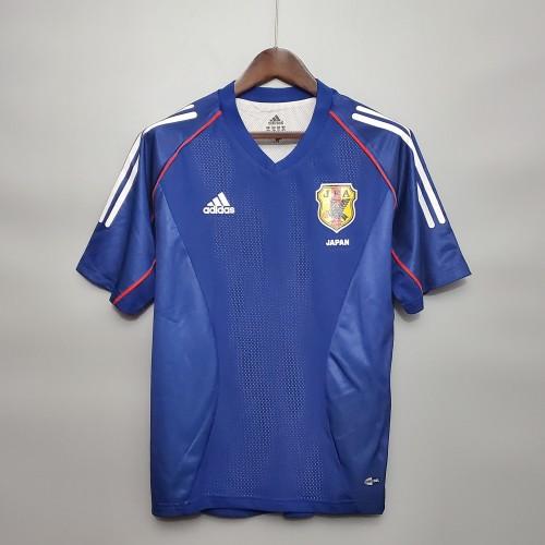 2002 Japan Home  Retro Jersey