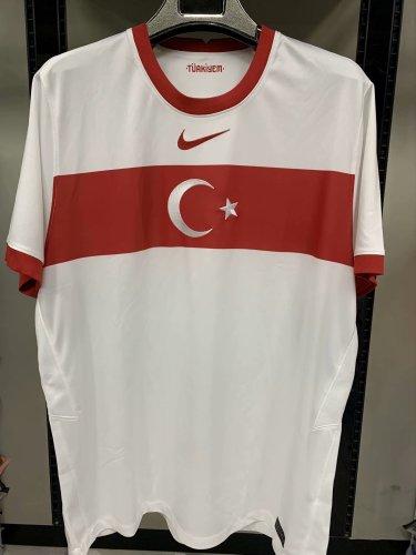 2020  Turkey Home Fans Jersey