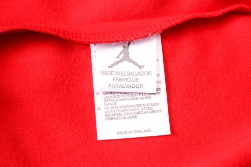 20-21 Jordan Red Hoodie Suit