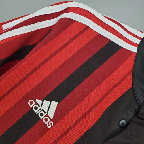 14-15 AC Milan Home Retro Jersey