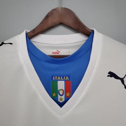 2006 Italy Away Retro Jersey