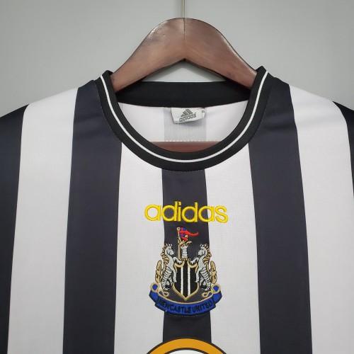 97-99 Newcastle United Home Retro Jersey
