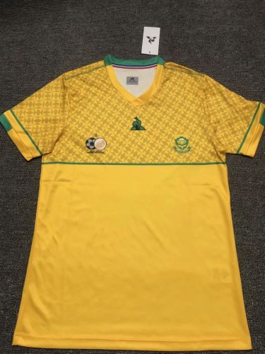 2020 South Africa Home Fans Jersey