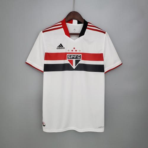 21-22 Sao Paulo Home Fans Jersey