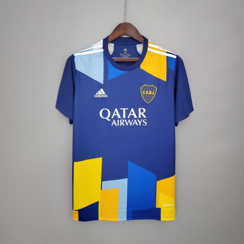 21-22 Boca Third Fans Jersey
