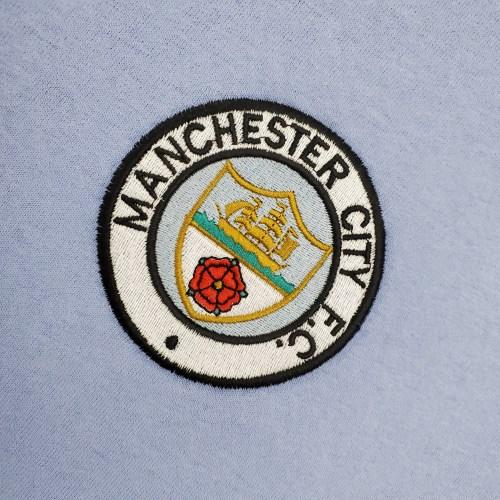 1972 Manchester City Home Retro Jersey