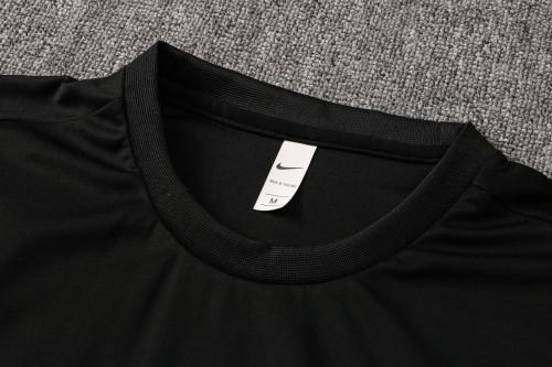 2122 Korea Black Vest Suit