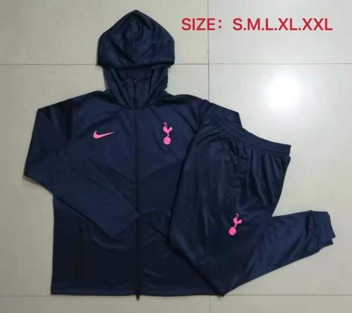 21-22 Tottenham Hotspur royalblue Jacket Suit