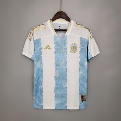2021 Argentina Commemorative Edition