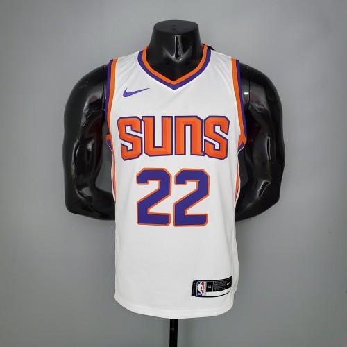 AYTON#22 Phoenix Suns White NBA Jersey S-XXL