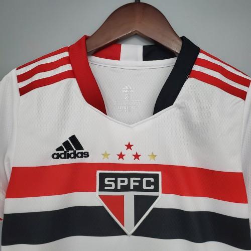 21-22 Sao Paulo Home Kid Kit