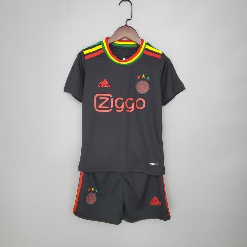 21-22 Ajax black Kid Kit