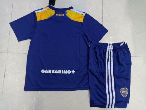 21-22 Boca Third Kid Kit