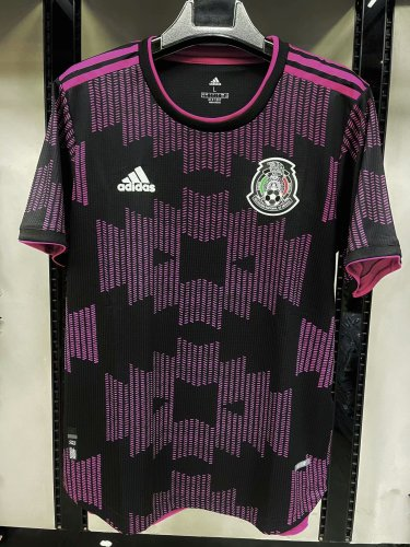2021 Mexico Pink Player version Jersey
