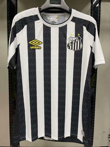 21-22 Santos Away Fans Jersey