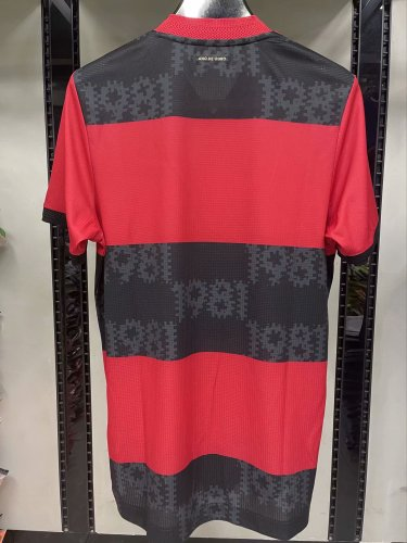21-22 Flamengo Home player version Jersey