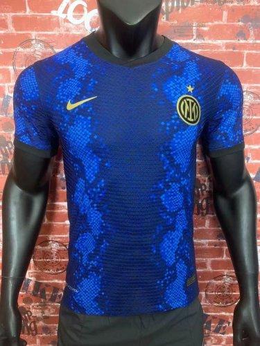 21-22 Inter Milan Home Player Jersey