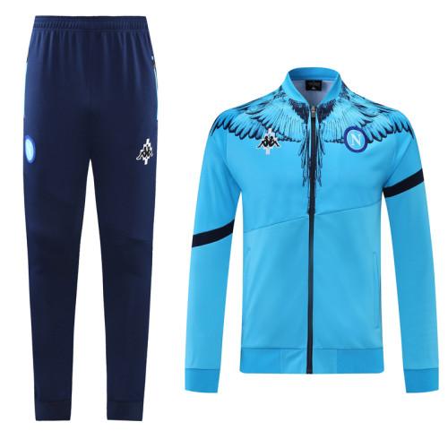 21-22 Napoli Blue Jacket Suit