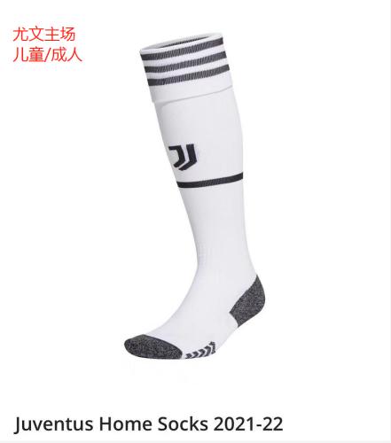 21-22 Juventus Home socks