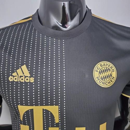 21-22 Bayern Munich  Away Player Jersey