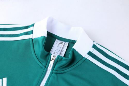 21-22 Ajax Green Jacket Suit