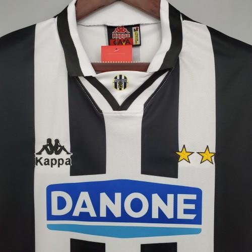 94-95 Juventus Home Retro Jersey