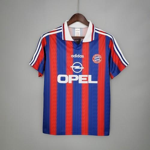 95-97 Bayern Munich Home Retro Jersey