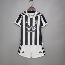 21-22 Juventus Home Kid Kit