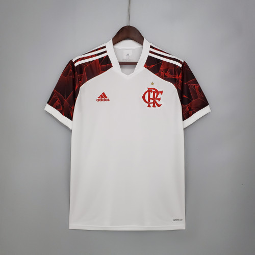 21-22 Flamengo away Fans Jersey