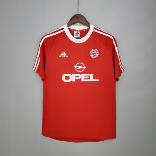 00-01 Bayern Munich Home Retro Jersey