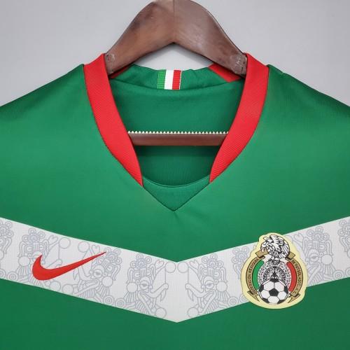 2006 Mexico Home Retro Jersey