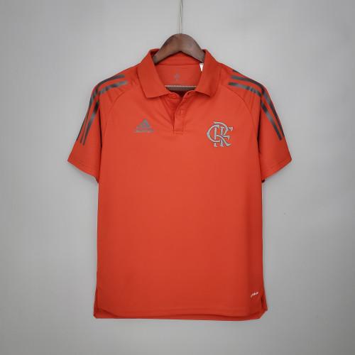21-22 Flamengo Red Polo