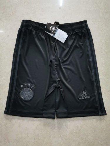 2020 Germany Away Black Shorts