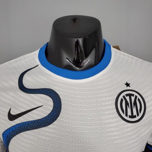 21-22 Inter Milan Away Player Version Jersey