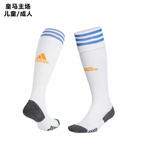 21-22 Real Madrid Home socks