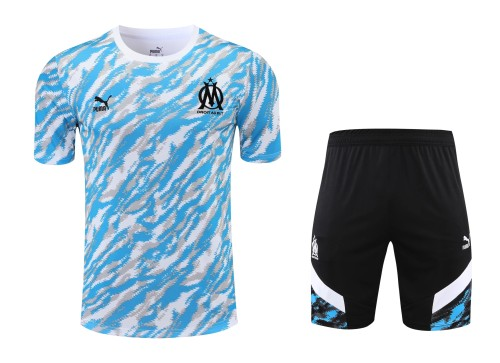 21-22 Marseille camouflage Short Sleeve Suit(With short)