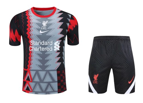 21-22 Liverpool Short Sleeve Suit(With short)