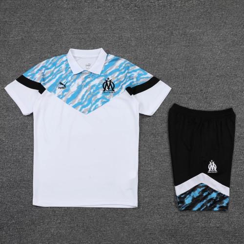 21-22 Marseille Polo Short Sleeve Suit