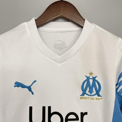 21-22 Marseille Home Kid Kit