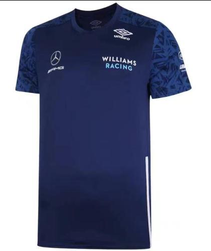 Williams Racing 2021 Team Training Jersey - Navy