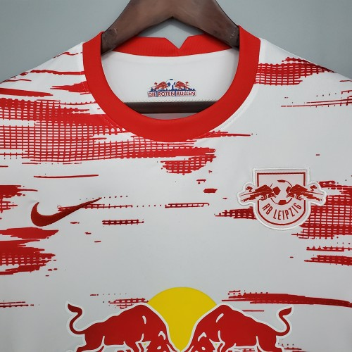 21-22 RB Leipzig Home Fans Jersey