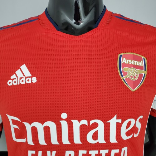 21-22 Arsenal Home Player Jersey